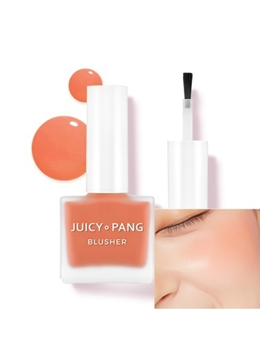 Missha A'Pıeu Juicy-Pang Water Blusher (Cr02) Oranj